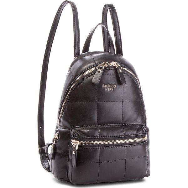 ec13607983ff3 Plecak GUESS - HWBQ71 09310 BLA - Czarne plecaki Guess, ze skóry ...