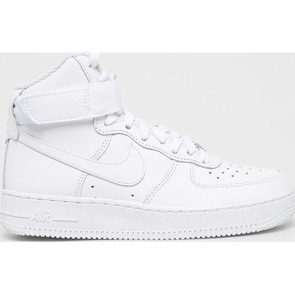 Nike Sportswear Buty Air Force 1 High Buty sportowe damskie czarne w