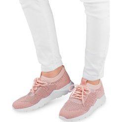 Buty sportowe damskie NM BM1920 Różowe