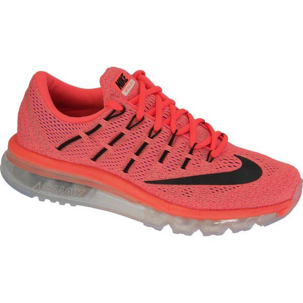Buty Nike Air Max 2016 W 806772 800 czerwone