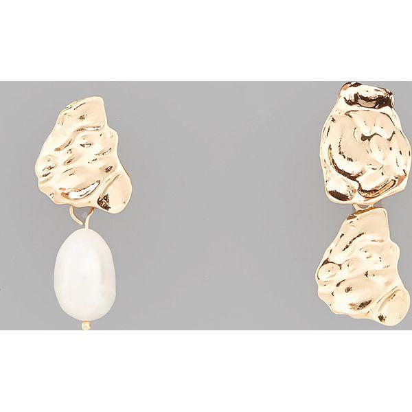 53e02f68 Kolczyki z perłą - Złoty