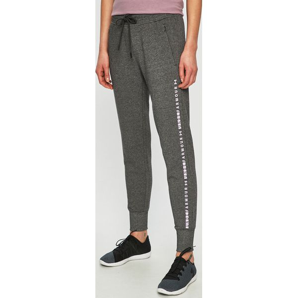 678ab96d710 Medium Short Under Armour Apparel 1311332 Carbon Heather/Metallic Silver Under  Armour Womens Play Up Pants