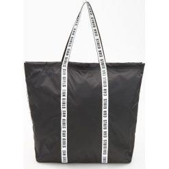 31ae24d376bc6 Sportowa torba shopper - Czarny. Shopper bag marki Reserved. Za 69.99 zł.