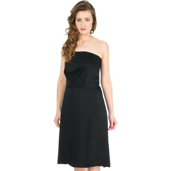 8e57ebd5b4 Sukienka w kolorze czarnym - Czarne sukienki marki Deni Cler