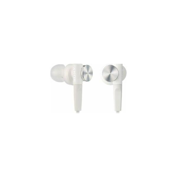 Produkt z outletu: Słuchawki SONY MDR XB50W.AE Biały