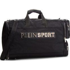 Torba PLEIN SPORT - Medium Travel Bag Corrad F18A MBD0102 SNY001N Black 02.  Torby sportowe cac46e20c656b