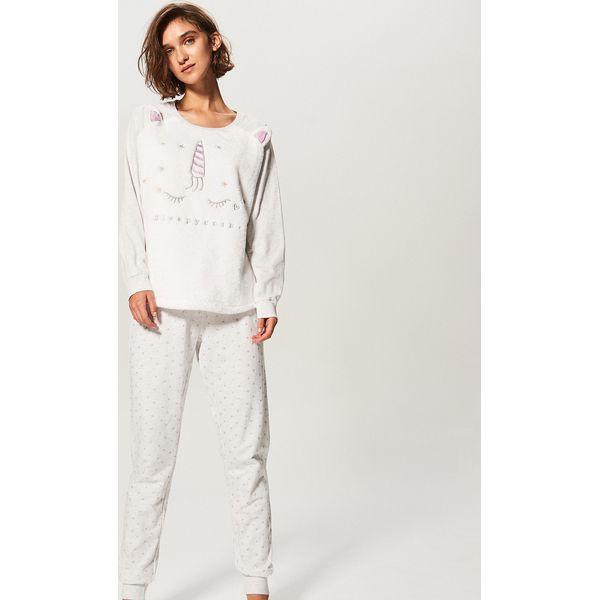 7a283b755711ff Piżama ze spodniami - Jasny szar - Piżamy marki Reserved. W ...