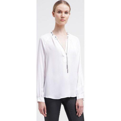 1f04d16157d2f MICHAEL Michael Kors Bluzka white - Moda w Women's Health