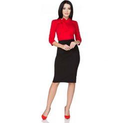 f88ba8a2 Czerwona bluzka damska - Bluzki - Kolekcja wiosna 2019 - Moda w ...
