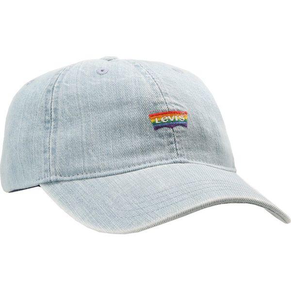 f9bcba713bd21 Czapki Jeans Pride Czapka Blue Hat Z Levi's® Daszkiem Niebieskie SwxRHWAq