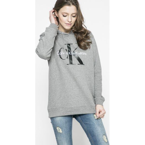 0fc359d29cba8 Calvin Klein Jeans - Bluza - Bluzy marki Calvin Klein Jeans. W ...