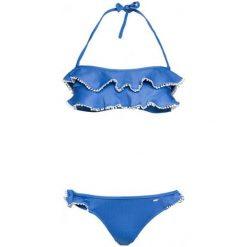 f65b46e832a63f Pepe Jeans Strój Kąpielowy Damski Holmes Xl Niebieski. Niebieskie bikini  Pepe Jeans, bez wzorów