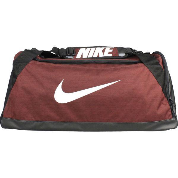 29cd38a9a074e Nike Torba sportowa Brasilia Tr Duffel Bag M bordowa One size ...