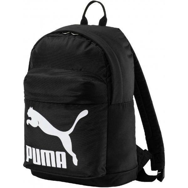 0e6fb6584a4e3 Puma Plecak Originals Backpack Black - Czarne plecaki marki Puma ...