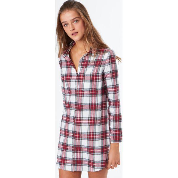 fe66eff28f39c2 Etam - Koszula nocna Abigail - Szare koszule nocne Etam, l, z bawełny. W  wyprzedaży za 99.90 zł. - Koszule nocne - Bielizna nocna - Bielizna damska  - Odzież ...