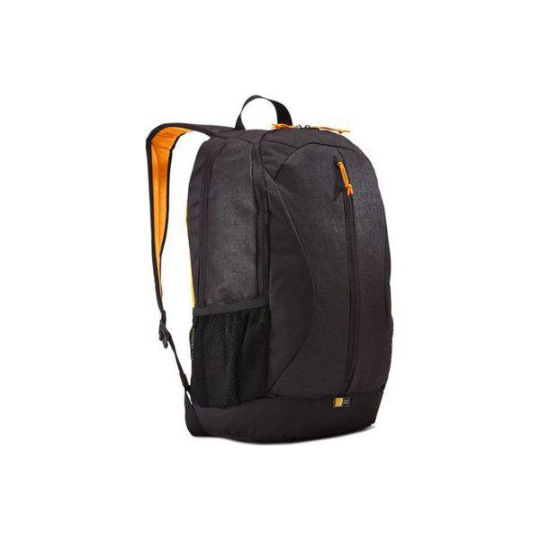 f372fb4c60090 Plecak CASE LOGIC Ibira Czarny - Czarne plecaki marki CASE LOGIC. Za ...