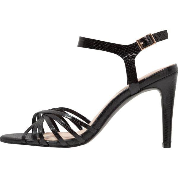 8202c72281 Jonak SOLANGE Sandały na obcasie noir - Czarne sandały marki Jonak ...