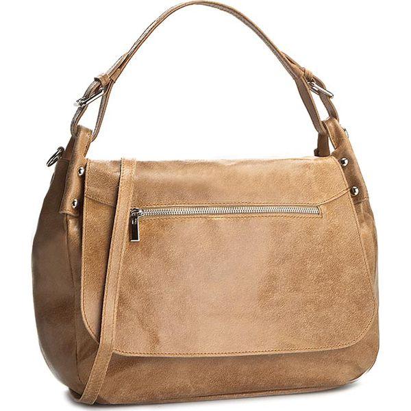 2debf2cd76d50 Torebka CREOLE - K10234 Jasny Brąz - Brązowe torebki klasyczne marki ...