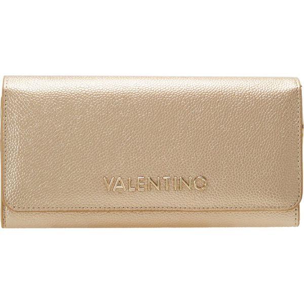 2fbe8d59024b8 Valentino by Mario Valentino DIVINA Portfel oro - Brązowe portfele ...