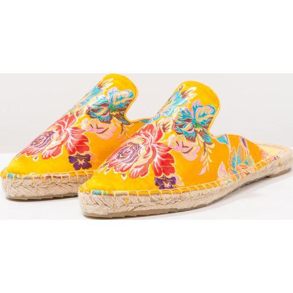 542b57496c19e6 Coral Blue Klapki yellow - Moda w Women's Health