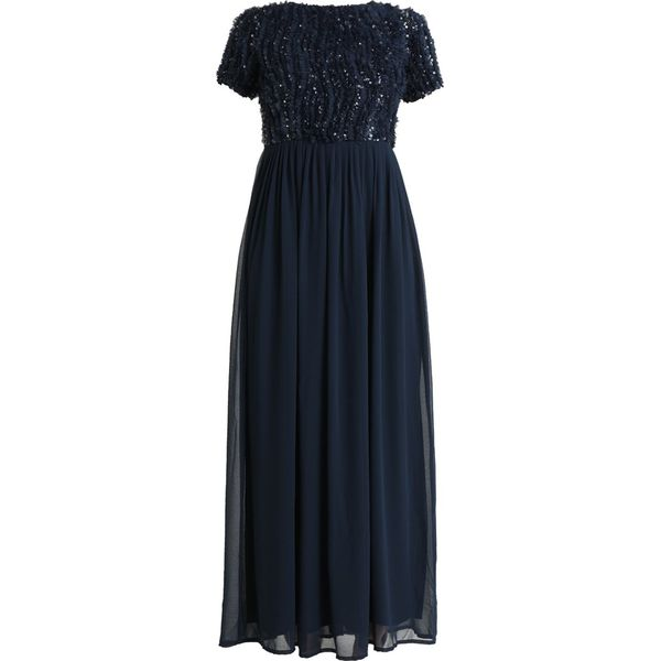 4512fe5dfd6c Lace   Beads CLARK MAXI Suknia balowa navy - Sukienki marki Lace ...