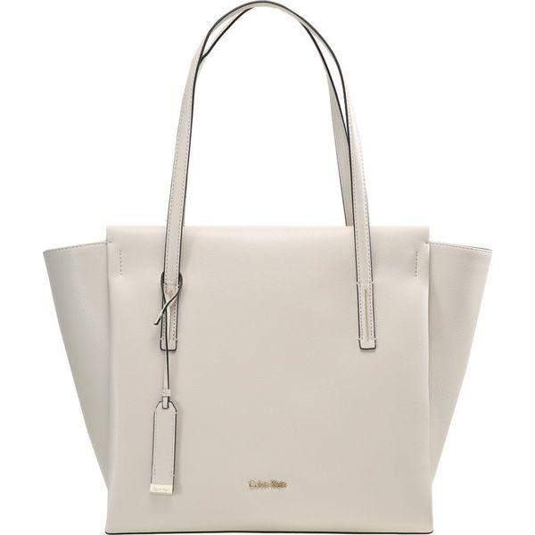 44b9d63af8d30 Calvin Klein FRAME LARGE Torba na zakupy grey - Szare shopper bag ...