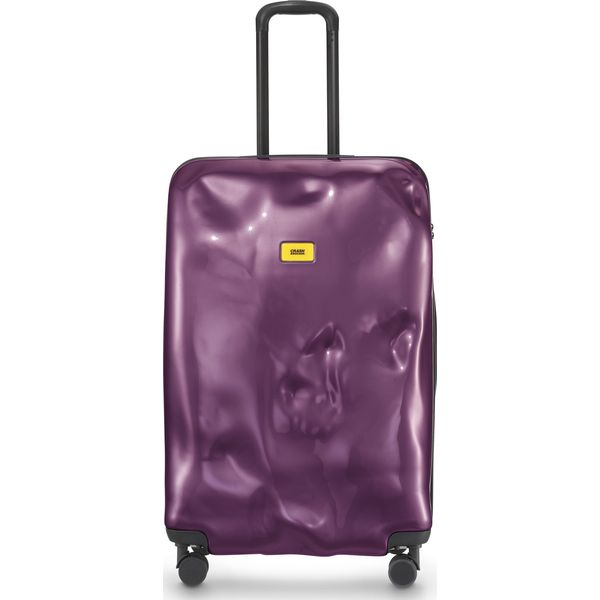 c8d5861ba030f Walizka Bright duża Purple - Moda w Women's Health