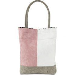 9c942893946fc Shopper bag kolorowa - Shopper bag - Kolekcja wiosna 2019 - Moda w ...