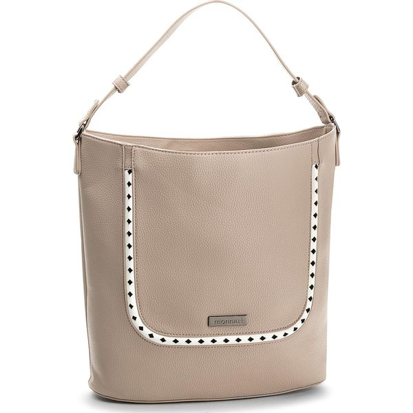 806758f9232a8 Torebka MONNARI - BAG5260-015 Beige - Brązowe shopper bag Monnari ...
