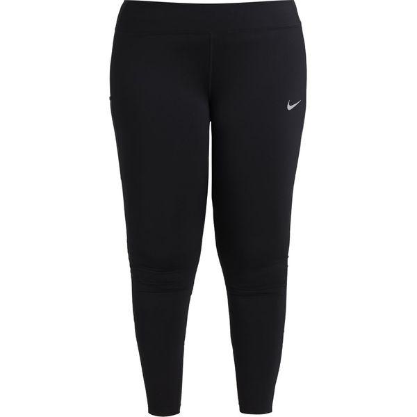 o rozsądnej cenie wielka wyprzedaż uk urzędnik Nike Performance POWER TIGHT RACER Legginsy black/black/reflective silver
