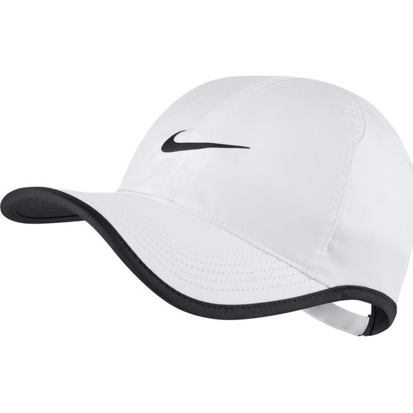 Nike Featherlight Czapka z daszkiem Biały