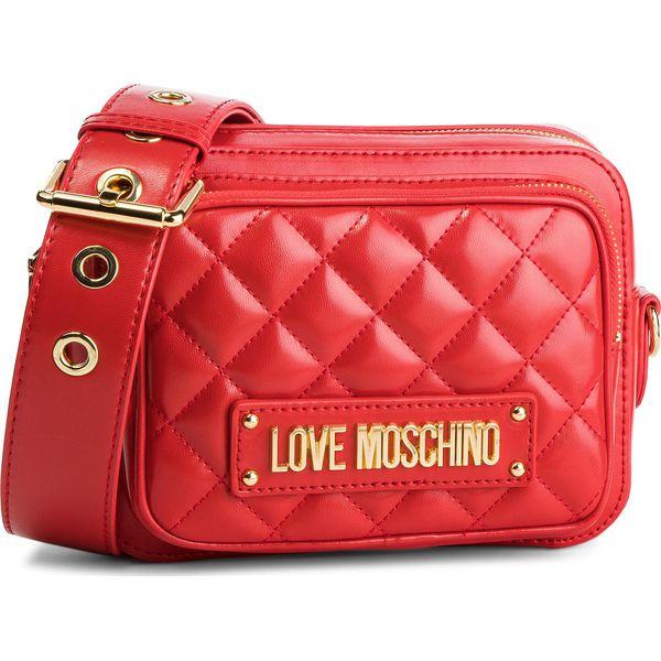 2c7ffceef51e4 Torebka LOVE MOSCHINO - JC4004PP17LA0500 Rosso - Czerwone ...