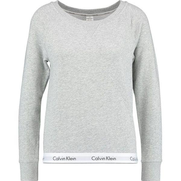 c0fd686c004b1b Calvin Klein Underwear Koszulka do spania grey - Szare koszule nocne ...