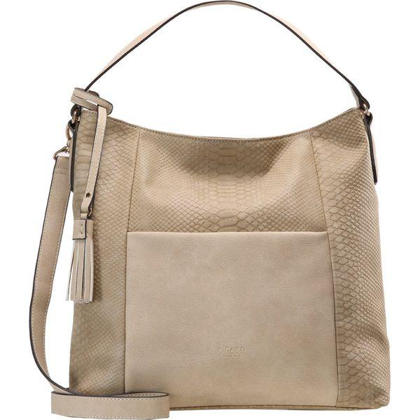 4a9daccefe904 Picard LIZZY Torba na zakupy sand - Brązowe shopper bag marki Picard ...