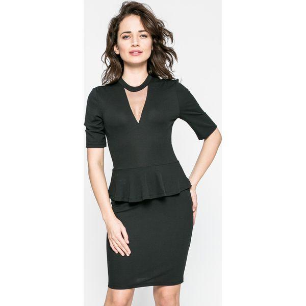 c73155e56c Only - Sukienka Lona - Szare sukienki marki ONLY