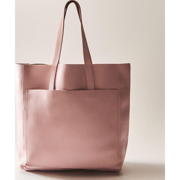 7f3d0458b9973 Torba shopper - Różowy - Czerwone shopper bag marki House. Za 79.99 ...
