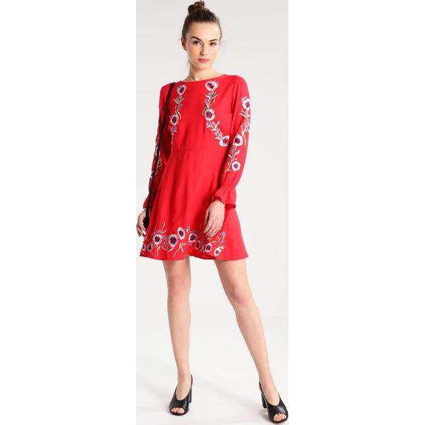 5ca111cd96409 New Look Petite POPPY Sukienka letnia red - Moda w Women's Health