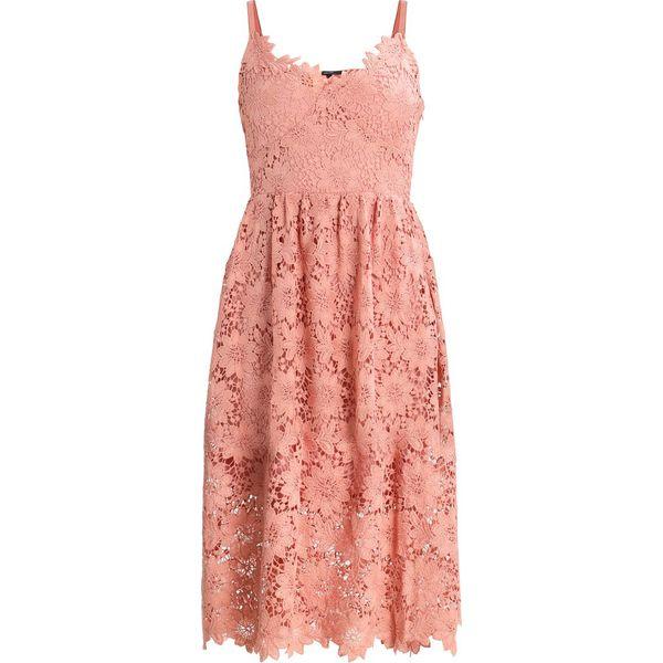 554e110816 Vero Moda VMAMY SINGLET DRESS Sukienka koktajlowa misty rose ...