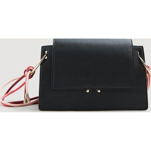 02f89d5e9561e Mango - Torebka Rianxo - Czarne torebki klasyczne marki Mango, w ...