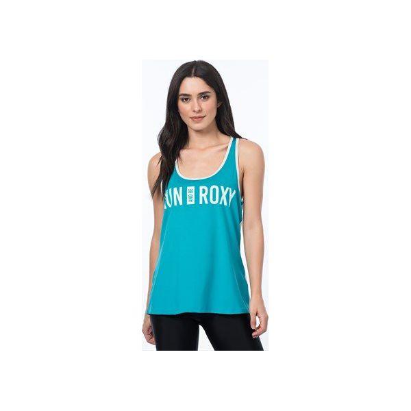 ff373e121 Roxy Koszulka Sportowa Cutback Tank J Dark Jade Xs - Moda w Women's ...