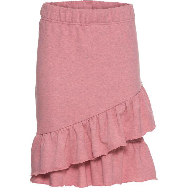 1a8c178f5e4f Spódnica dresowa bonprix dymny różowy melanż - Moda w Women s Health