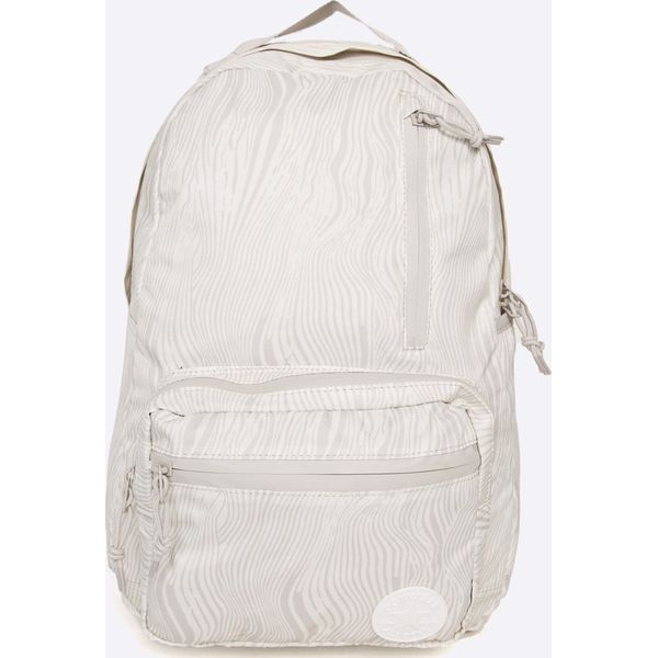 9e98d14d096bf Converse - Plecak - Szare plecaki marki Converse, w paski, z ...