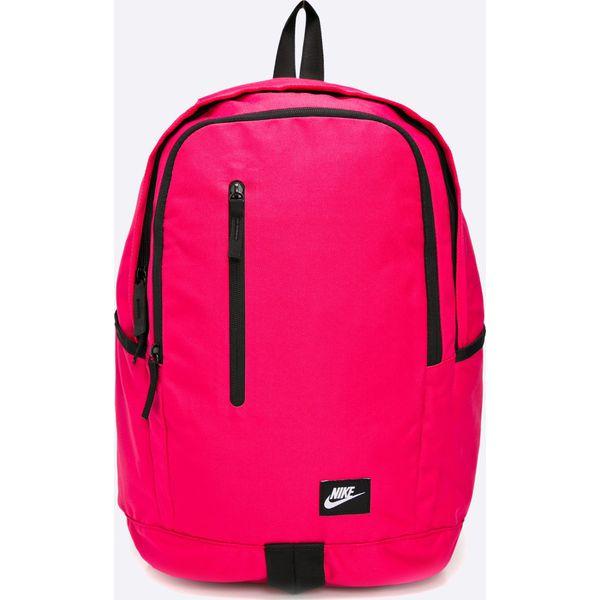 d3a40da22ebf2 Nike Sportswear - Plecak - Różowe plecaki marki Nike Sportswear, w ...