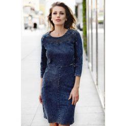 418692e242 Modne sukienki wizytowe dla puszystych - Sukienki - Kolekcja wiosna ...