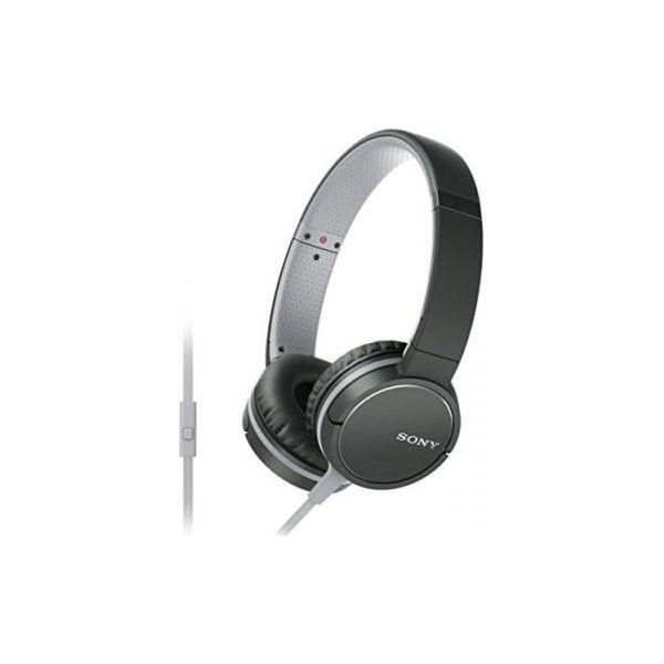 Zestaw słuchawkowy SONY MDR ZX660AP Czarny