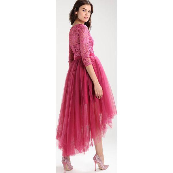 41c14a1755 Chi Chi London Tall KATANA Suknia balowa berry - Fioletowe sukienki ...