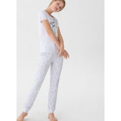 d33fe321545e61 Dwuczęściowa piżama z lamą - Jasny szar. Piżamy House. Za 69.99 zł.