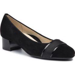 Wyprzedaż czarne obuwie damskie Ara Kolekcja wiosna 2020