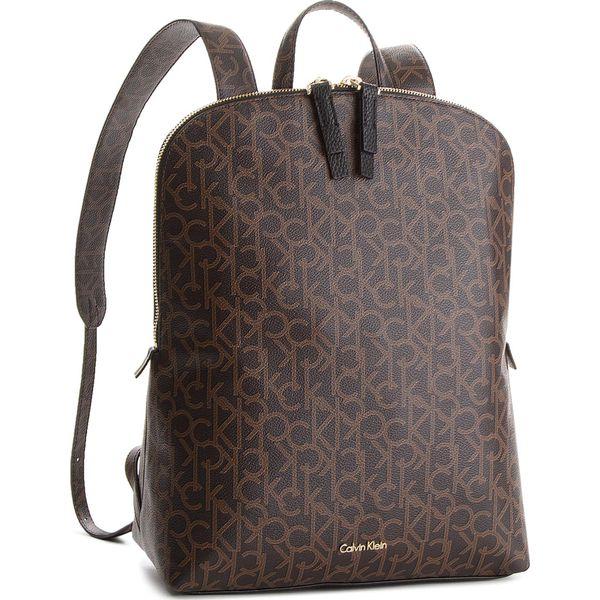 3cf2a3596ecf0 Plecak CALVIN KLEIN BLACK LABEL - Dome Backpack Monogram K60K604169 ...