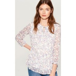 44aa3a0ef6 Bluzki ze sklepu Mohito - Kolekcja wiosna 2019 - Moda w Women s Health